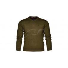 Пуловер Seeland Compton. Розмір - 2XL. Колір - зелений