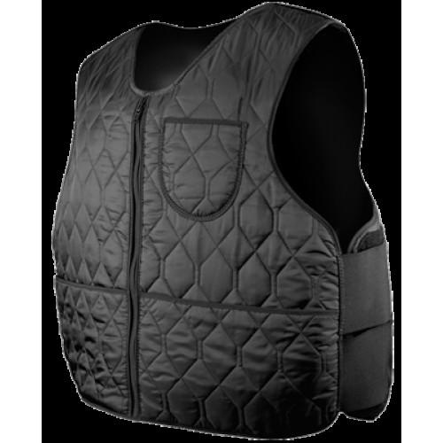Жилет U. S. ARMOR Winter Quilt Medium Black  - Фото 1