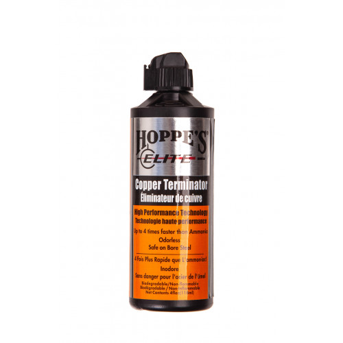 Засіб для зняття оміднення Hoppe's Elite 'Copper Terminator' 120 мл (4oz)  - Фото 1