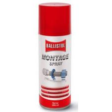 MONTAGESPRAY масло захист від корозії 200 мл