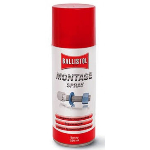 MONTAGESPRAY масло захист від корозії 200 мл  - Фото 1