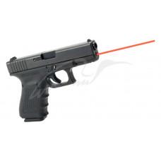 Целеуказатель LaserMax для Glock23 GEN4 червоний