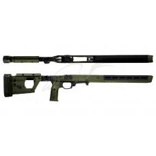 Ложа Magpul PRO 700 для Remington 700 Short Action. Колір - оліва