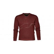 Пуловер Seeland Compton. Розмір - L. Колір - світло-коричневий