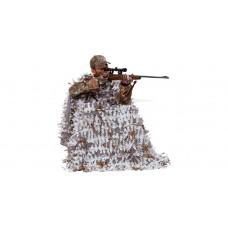 Засидка Ameristep Predator Hunter 3D Chair&Cover system Колір: Snow AP