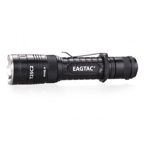 Eagletac T25C2 XP-L V5/XP-E2 Red (1250 Lm)  - Фото 1