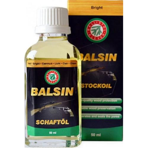 BALSIN Schaftol для деревини світлий  - Фото 1