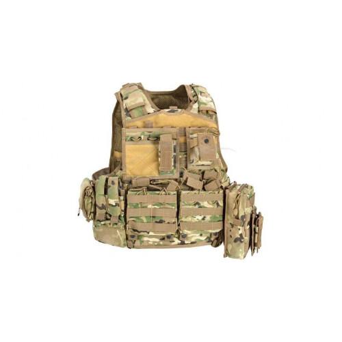 Жилет тактичний Defcon5 Armour Carrier Vest ц:multicam  - Фото 1