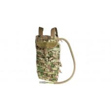 Гідратор Skif Tac з чохлом MOLLE 2,5 літра ц:multicam