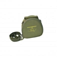 Чохол-сумка жорстка для котушок і снастей ACROPOLIS