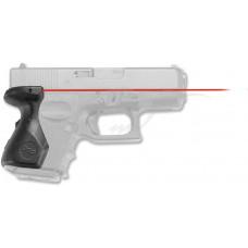 Лазерный целеуказатель Crimson Trace LG-852 на рукоять для GLOCK G4 26. Цвет - Красный